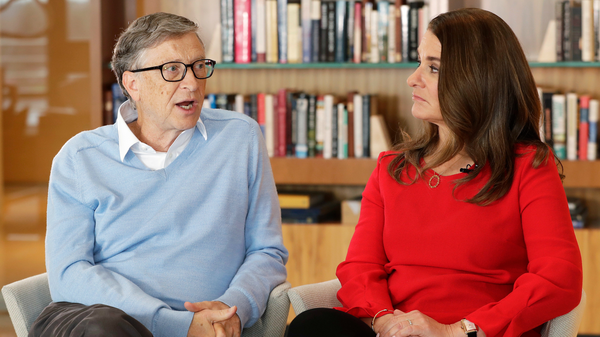 Bill Gate to Divorce his Wife Melinda Gates after 27 Years of Marriage